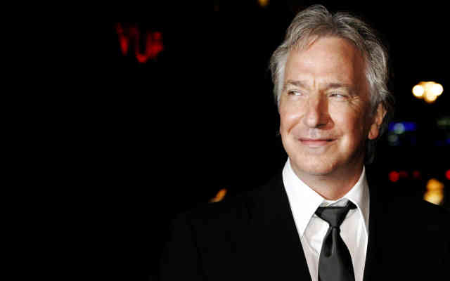 Alan Rickman is Dead | Wallpapers
