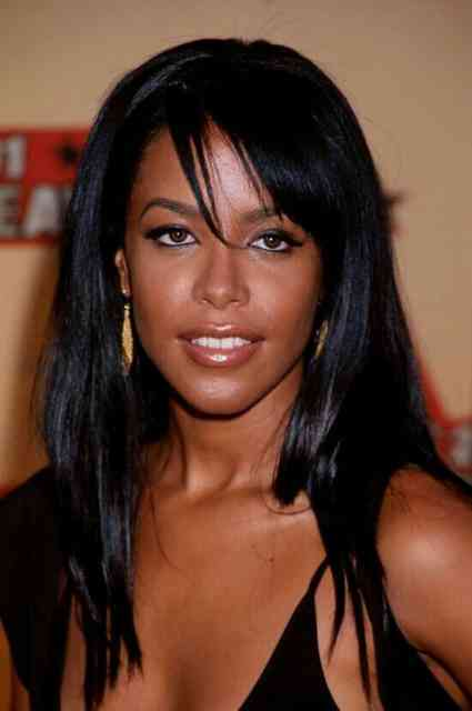 Best Aaliyah 37th Birthday Photos