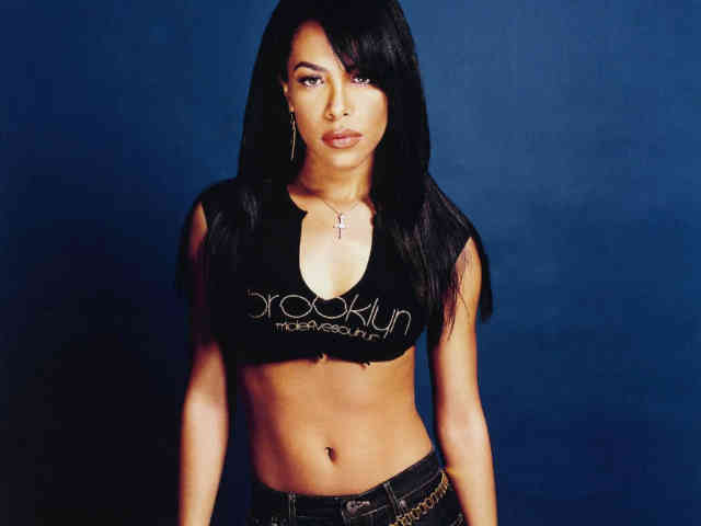 Crazy Aaliyah Images - Photos