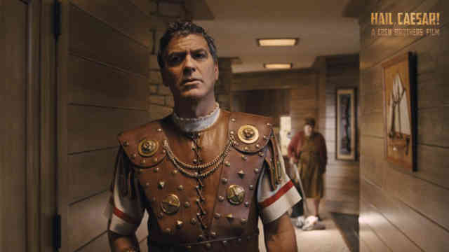 Hail Caesar movie wallpaper HD 2016 George Clooney