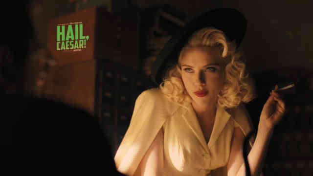Hail Caesar! movie wallpaper HD 2016 Scarlett Johansson