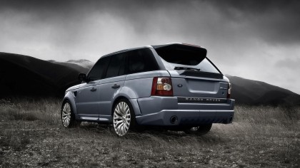 2009 A. Kahn Design Range Rover Cosworth Car wallpaper HD