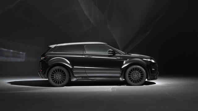 2012 Hamann Range Rover Evoque car wallpaper HD