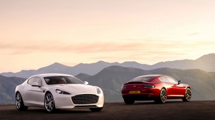 2015 Aston Martin Rapide S car wallpaper HD