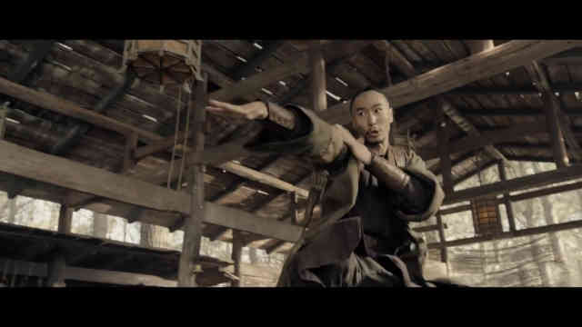 Crouching Tiger, Hidden Dragon: Sword of Destiny wallpaper HD Jason Scott Lee