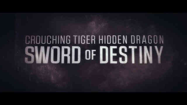 Crouching Tiger, Hidden Dragon: Sword of Destiny wallpaper HD Title poster image