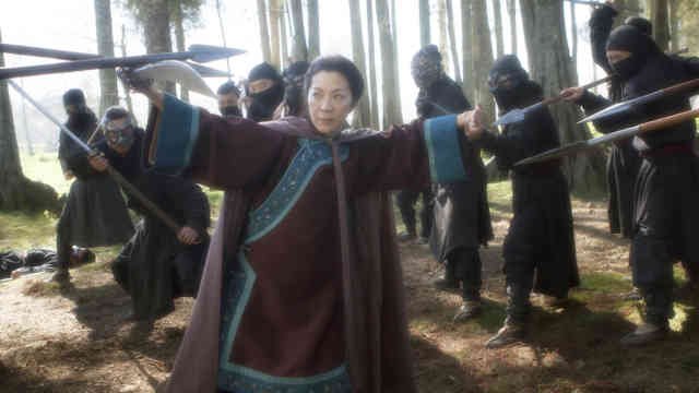 Crouching Tiger, Hidden Dragon: Sword of Destiny wallpaper HD Michelle Yeoh