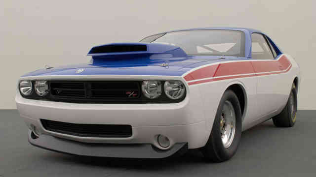 Dodge Challenger 1320 concept car wallpaper HD