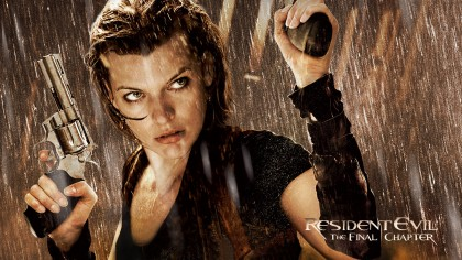 Resident Evil 6 The Final Chapter wallpaper HD film photo 2017