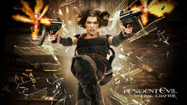 Resident Evil 6 wallpaper HD film poster 2017