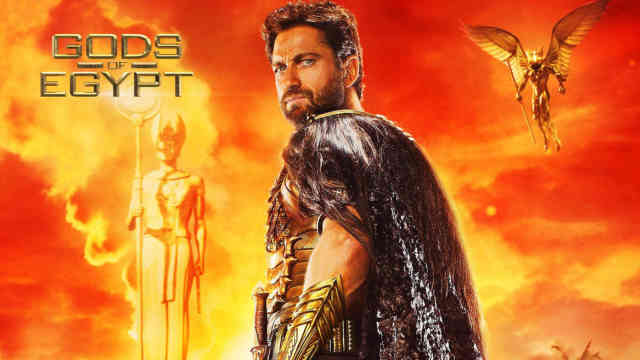 Gods Of Egypt Wallpaper HD Gerard Butler Pictures, Photos, HD