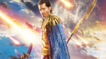 Gods of Egypt HD Wallpaper Movie Gods of Egypt Nikolaj Coster-Waldau