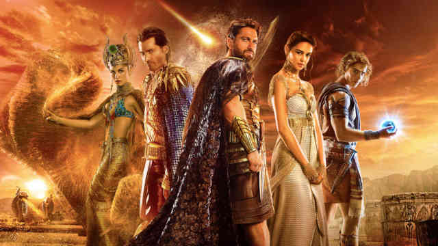Gods of Egypt Wallpaper 1920 desktop and iphone