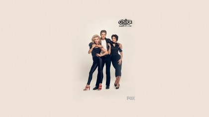Fox Grease Live! wallpaper HD 1080p Julianne Hough, Aaron Tveit, Vanessa Hudgens