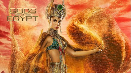 Gods Of Egypt Wallpaper HD Hathor Goddess 1920×1080 iPad iPhone