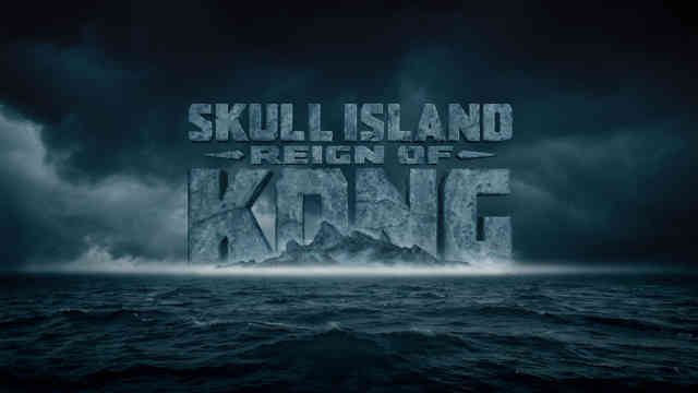 Kong Skull Island movie wallpaper HD Logo