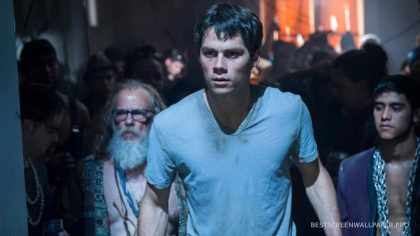 The Maze Runner: The Death Cure movie wallpaper HD film 2017 poster image