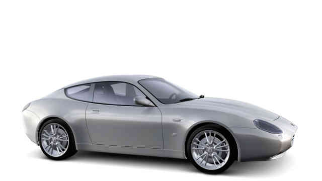 2007 Maserati Quattroporte Automatic on white