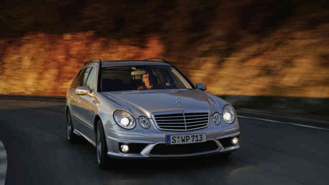 2007 Mercedes-Benz E63 AMG Wagon 507 horsepower