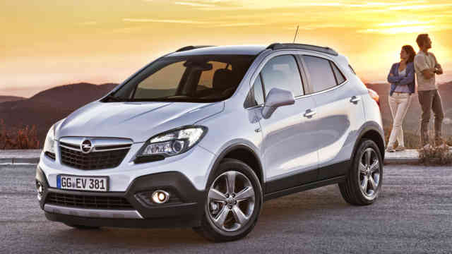 2013 Opel Mokka Images | Pictures Young Family
