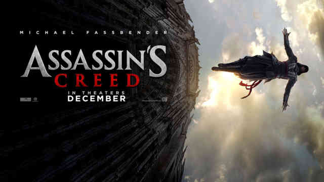 Assassin's Creed Movie wallpaper HD film 2016 poster image