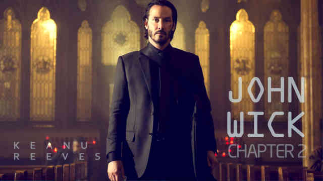 John Wick Chapter Two Movie wallpaper HD 2017