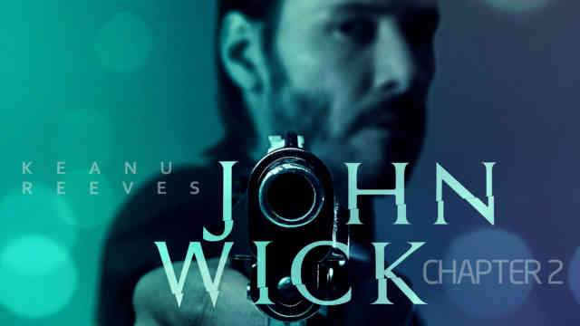 2017 Movie Posters: John Wick: Chapter Two Movie Wallpaper HD Film 2017 Poster
