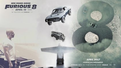 New Roads Ahead Fast Furious 8 Movie wallpaper HD film 2017 poster image