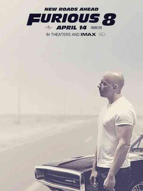 New Roads Ahead Fast Furious 8 Movie First Pictures and Posters