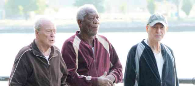 Wallpaper Going In Style Morgan Freeman Alan Arkin: Going In Style Movie Wallpaper HD Film 2017 Poster Image