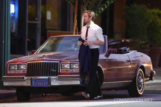 51827091 Actors Emma Stone and Ryan Gosling are seen filming scenes for the upcoming movie 'La La Land' in Los Angeles, California on August 18, 2015. Actors Emma Stone and Ryan Gosling are seen filming scenes for the upcoming movie 'La La Land' in Los Angeles, California on August 18, 2015. Pictured: Ryan Gosling FameFlynet, Inc - Beverly Hills, CA, USA - +1 (818) 307-4813