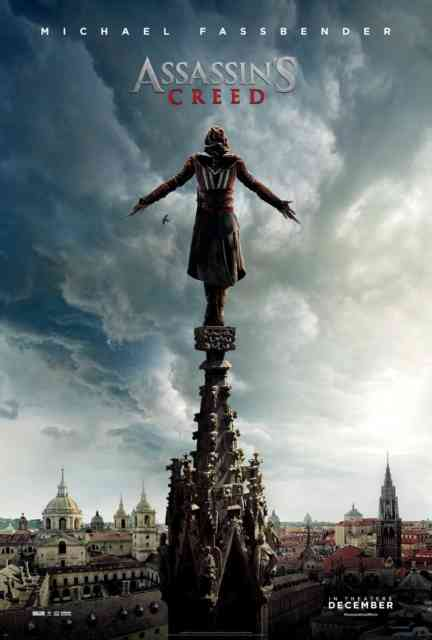 Assassin's Creed (2016) film poster