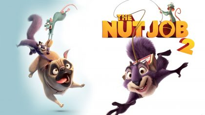 The Nut Job 2 wallpaper HD film 2017 poster image