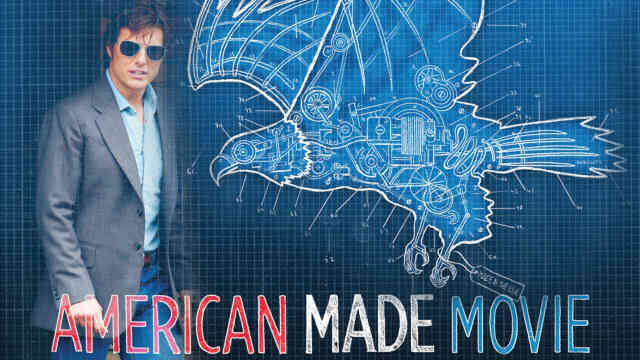 2017 Movie Posters: American Made Movie Wallpaper HD Film 2017 Poster Image