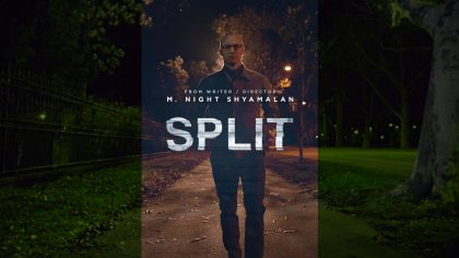 Split movie wallpaper HD film 2017 poster image