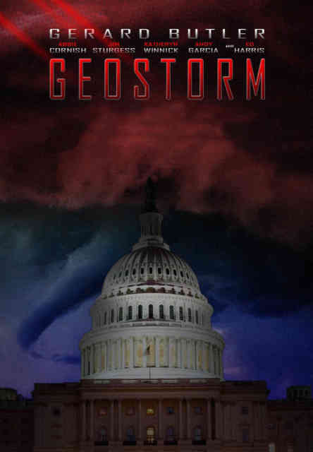 Geostorm Movie Wallpaper Hd Film 2017 Poster Image Iphone HD Wallpapers Download Free Images Wallpaper [1000image.com]