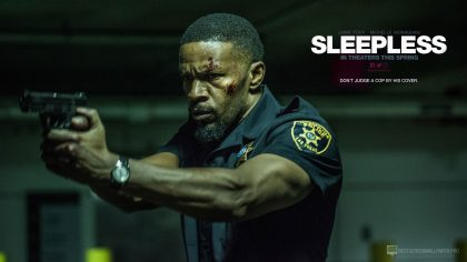 Sleepless movie wallpaper HD film 2017 poster iPad