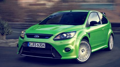 24 Photos of the 2016 Ford Focus RS With 305HP EcoBoost