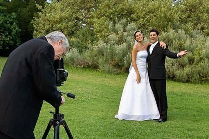 A Guide On Choosing A Good Wedding Photographer