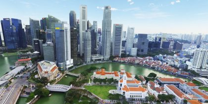 Aerial Photography Services Singapore Can Click Some Really Pictures of The Entire Area