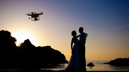 Aerial Videography Gives Excellent Results in Events Like Weddings And Others