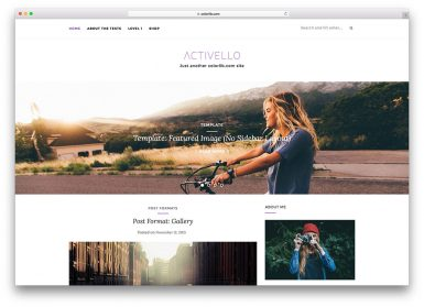 Avail Ideas for Best and Free Photography and Portfolio WordPress Themes 2015