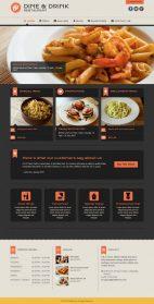 Brilliant Ideas for the Best Cafe and Restaurant Free WordPress Themes