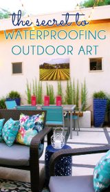 Canvas Art Enhancing Indoors as Well as Outdoors
