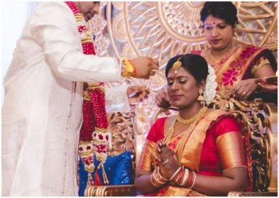 Creative Tamil Marriage Photography Makes The Wedding Event Memorable, Special