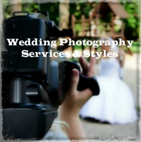 Different Types Of Wedding Photography Services