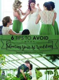 Don't Let This Wedding Photography Mistakes Ruin Your Special Day!
