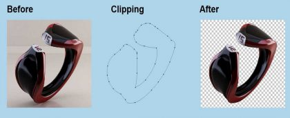 Expanding Your Images via Clipping Path Outsource
