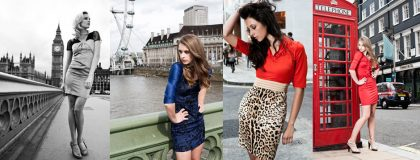 Fashion Photography In London