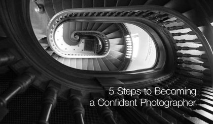 Five Steps to Becoming a Commercial Photographer